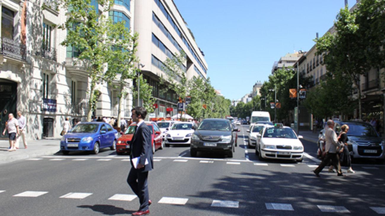 Zapatos gigantes tomarán la calle Serrano de Madrid 7a991e60e9002
