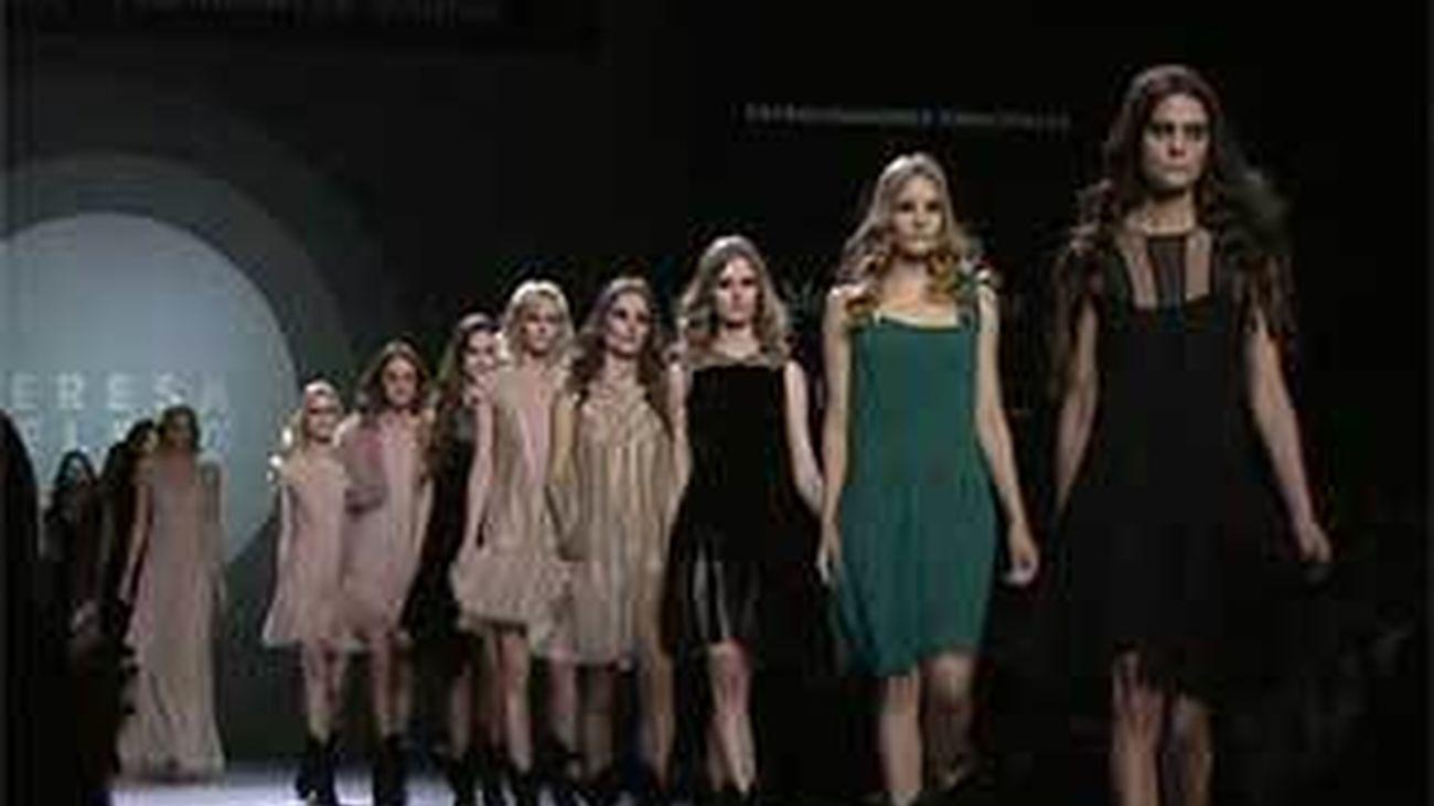 64f21c0fe0 Apuntes de alta costura en el ecuador de la pasarela Madrid Fashion Week