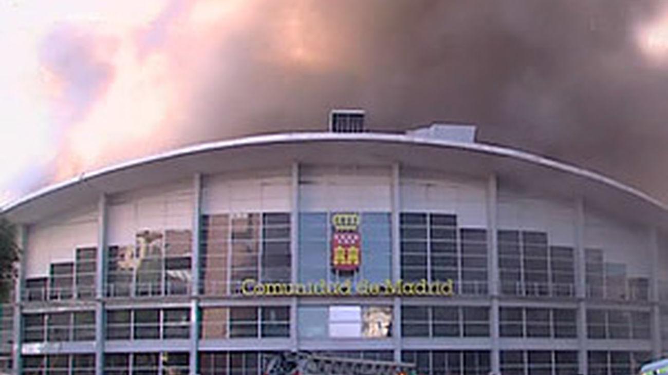 Los Incendios Mas Importanes De Madrid