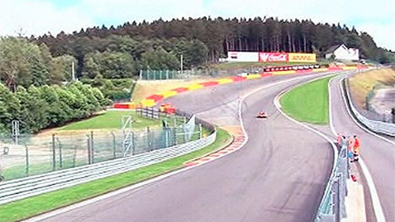 Circuito Spa : Turismo por el mundo: spa francorchamps el circuito más bonito del