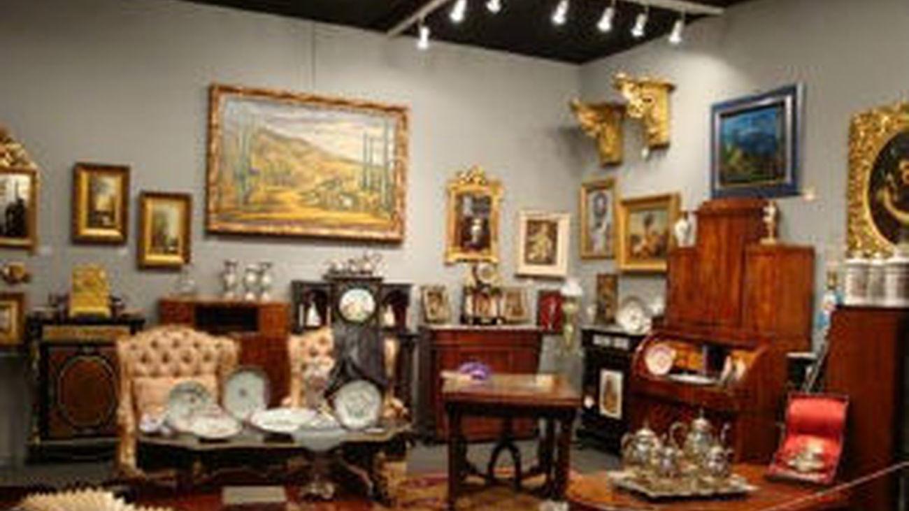 1b3a16ed4044 Los amantes del arte tienen desde hoy una cita en Feriarte 2013