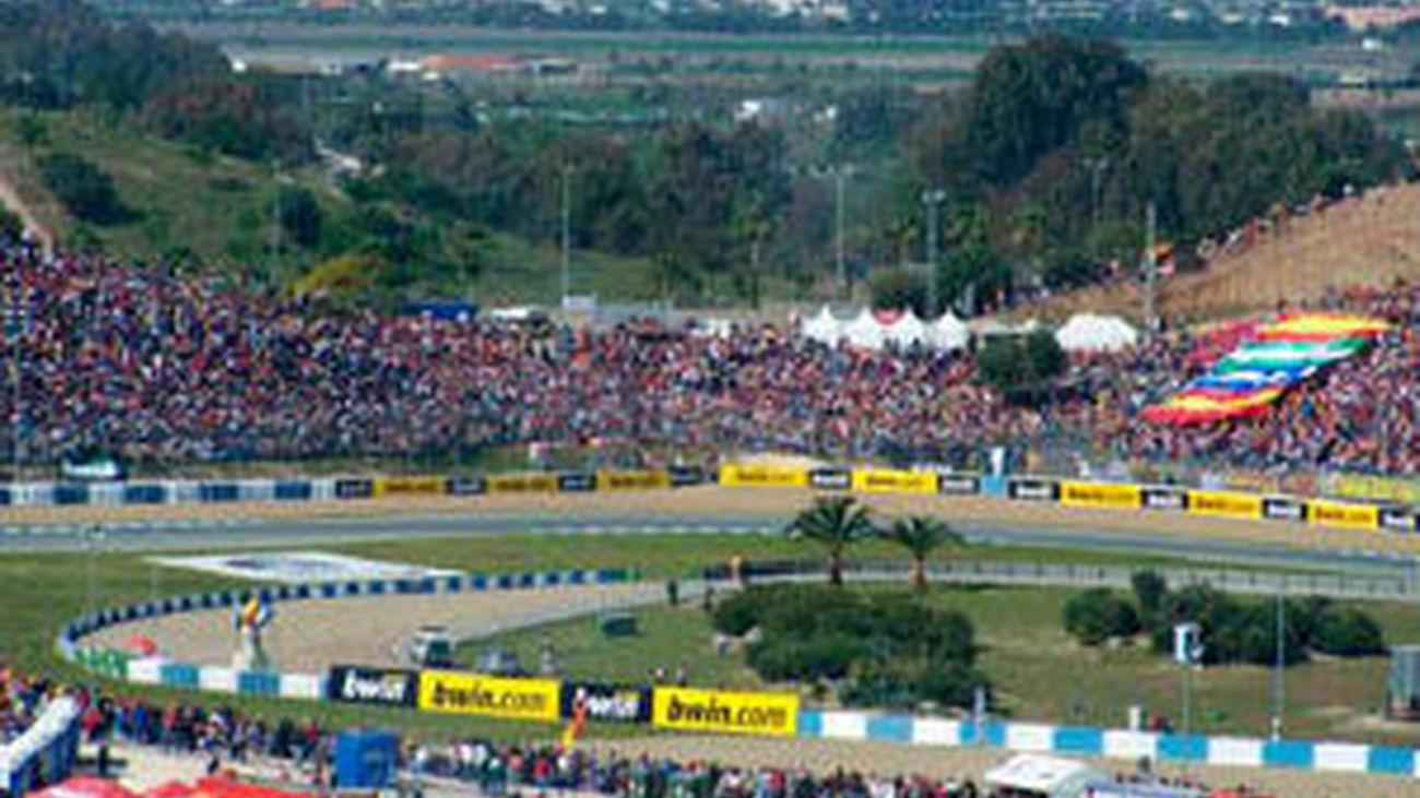 Circuito De Jerez : Jerez años como gran premio de españa