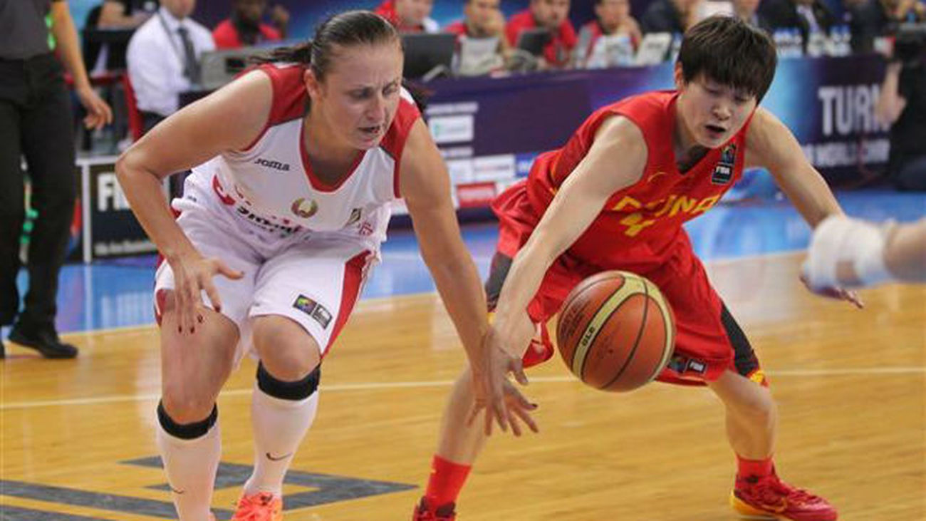 China, rival de España en cuartos de final