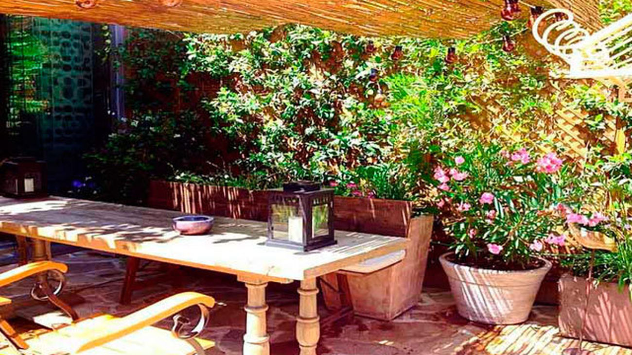 El Jardin Secreto Un Oasis En El Centro De Madrid