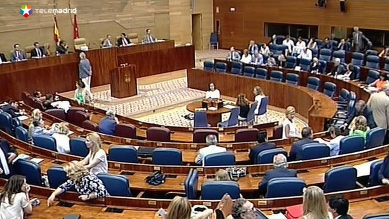 Telemadrid - Presupuestos de la Comunidad de Madrid