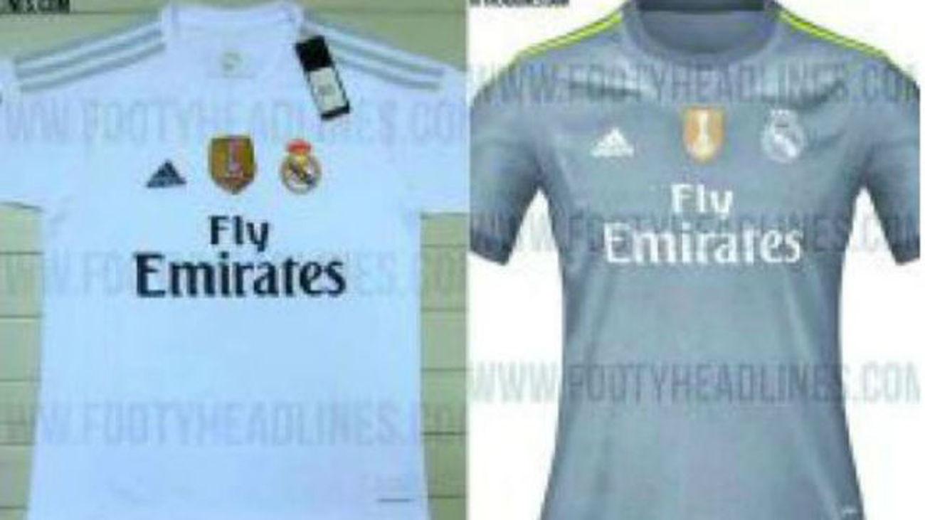 9aa3beb2e4445 Camiseta Real Madrid 2016