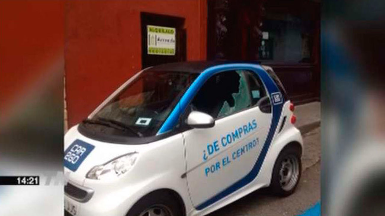 Coches electricos madrid