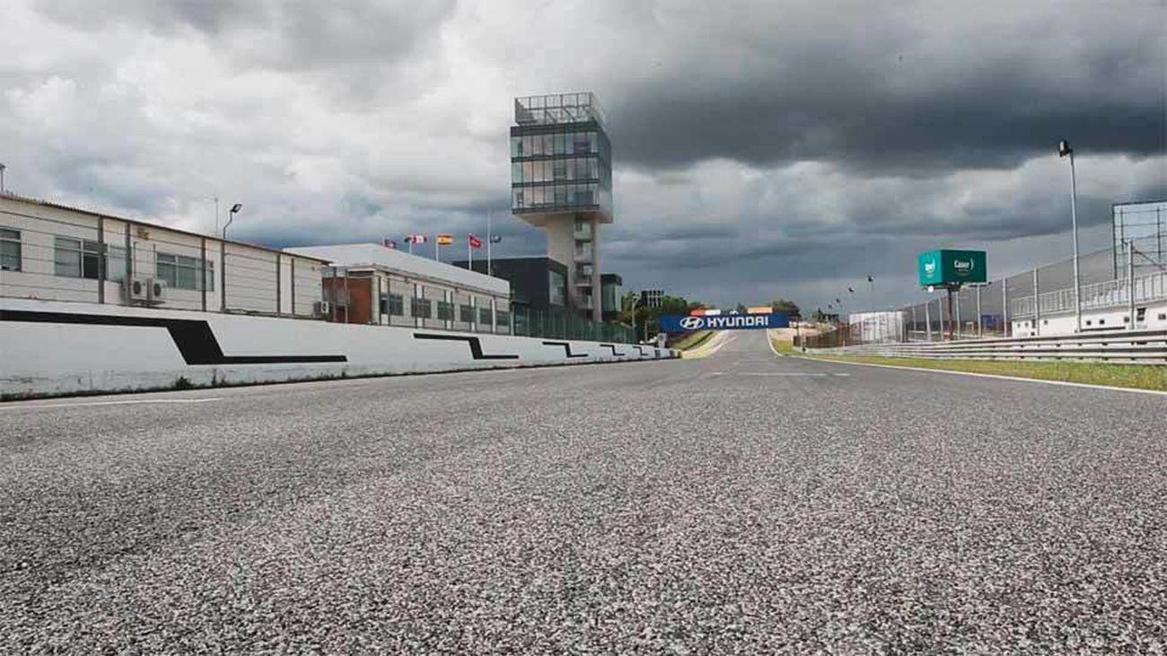 Circuito Jarama : San sebastián de los reyes el circuito del jarama