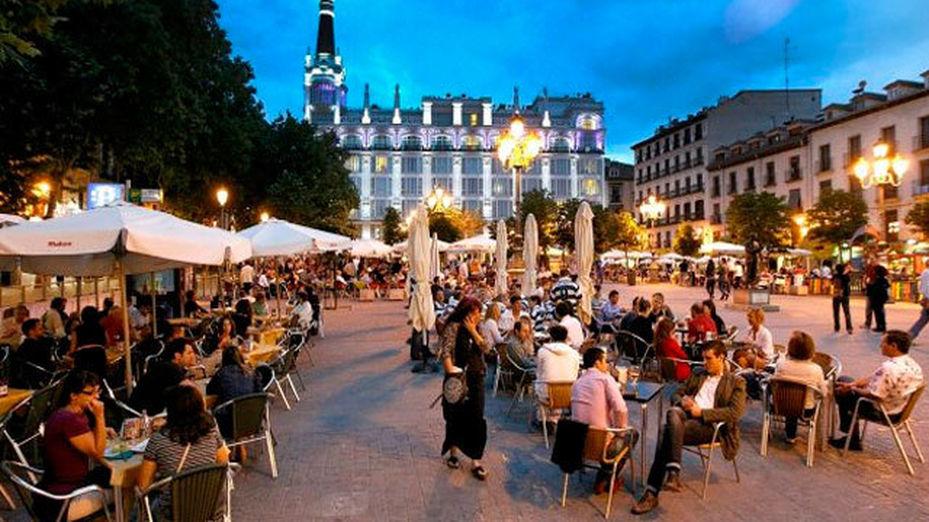 Madrid Busca En Los Meses De Junio Y Julio La Mejor Terraza