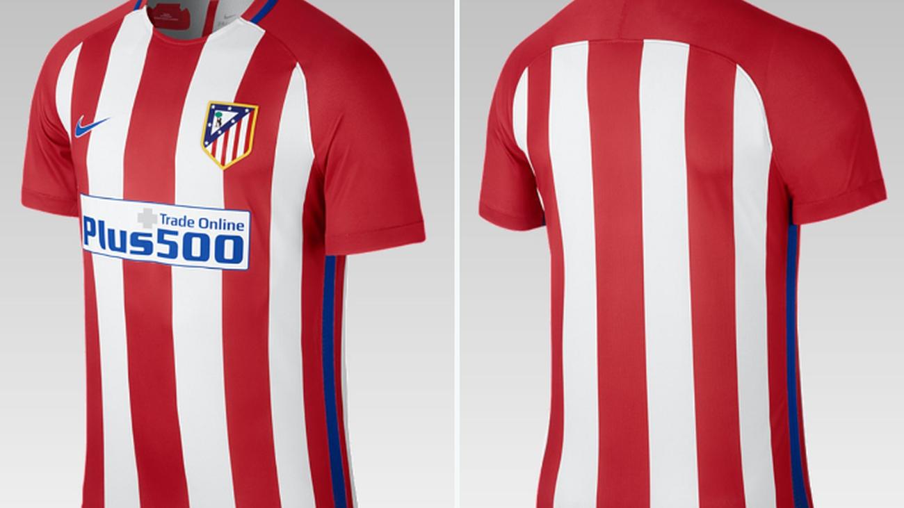 Así es la nueva camiseta del Atleti 59c71f6434f