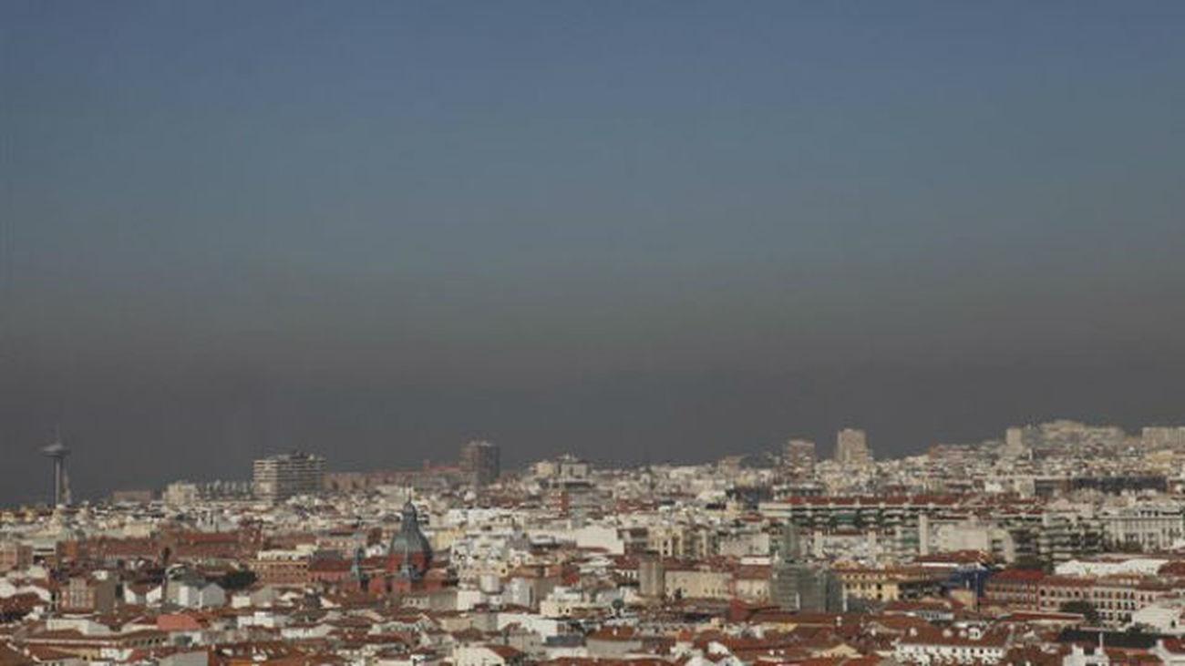 Alcorcón presenta una demanda contra el protocolo anticontaminación de  Madrid d1439af8e2f