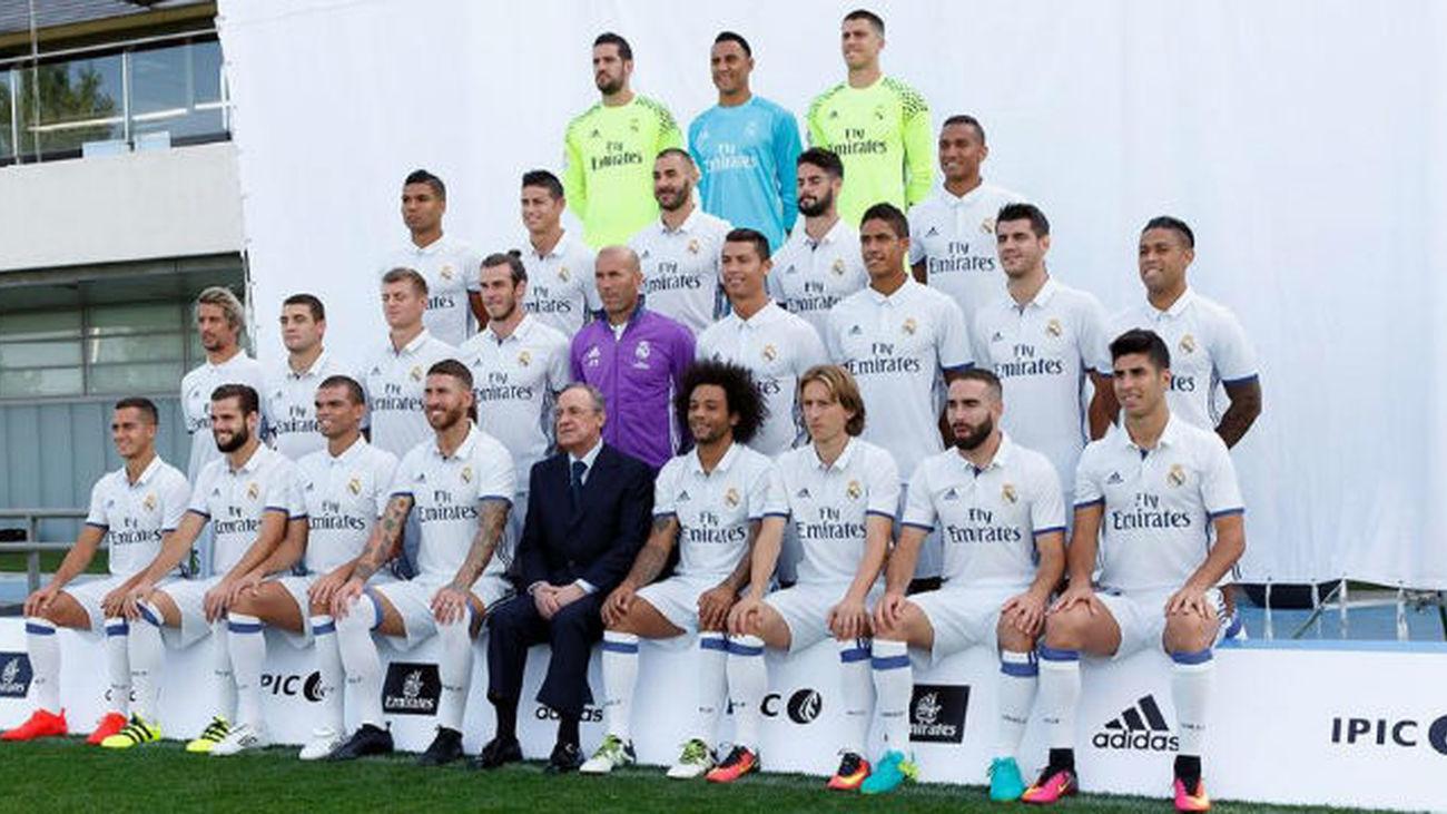 d4e25296b613d ¿Qué once debe presentar el Real Madrid en Cardiff  Plantilla del Real  Madrid