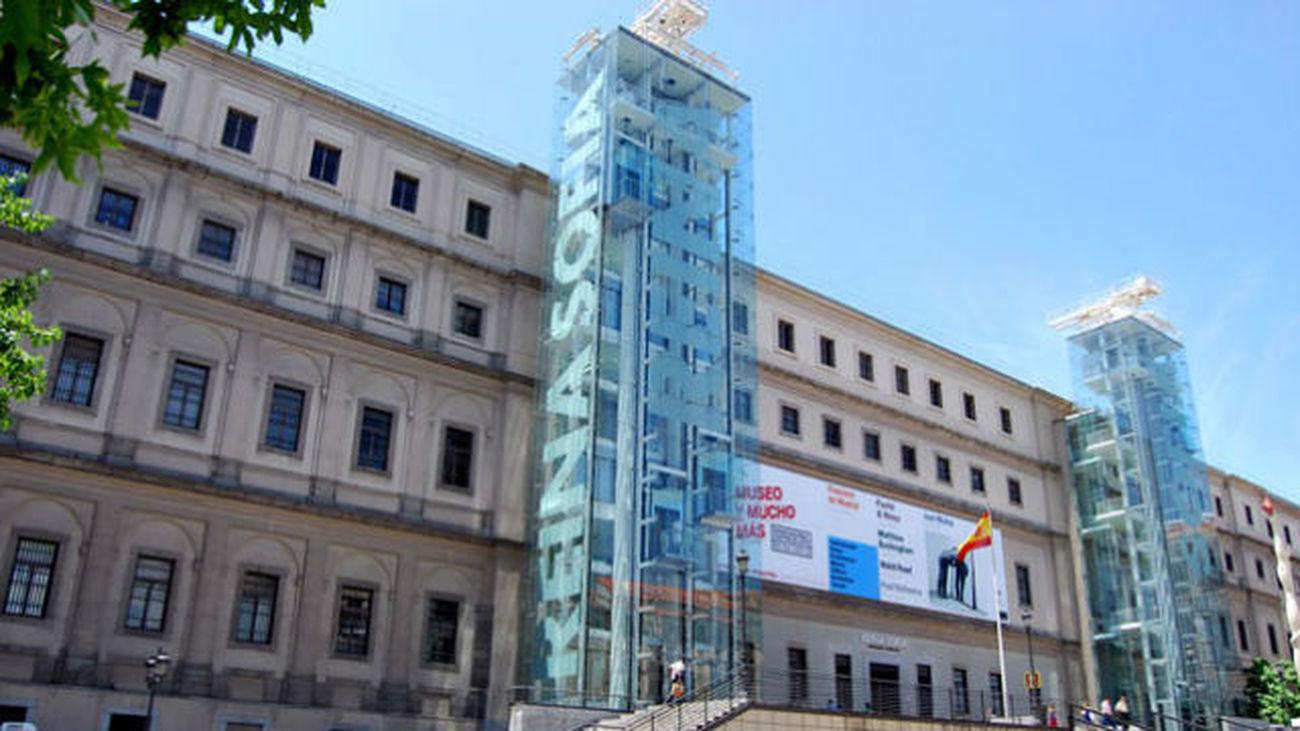 Museo Reina Sofia.La Entrada Individual Al Museo Reina Sofia Sube De 8 A 10 Euros