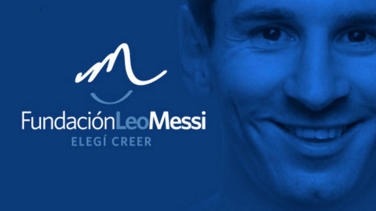La Fundación Messi oculta ingresos millonarios de sus patrocinadores