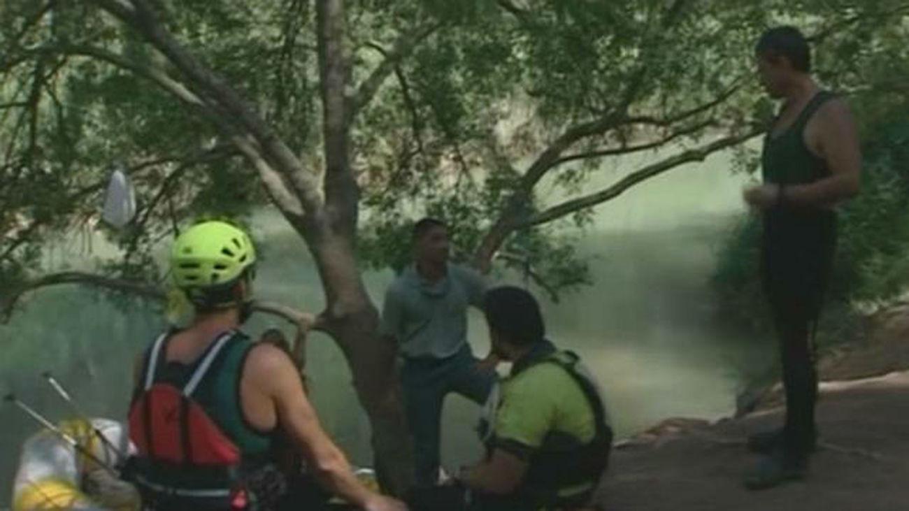 Localizan el cuerpo del menor desaparecido en el río Cabriel