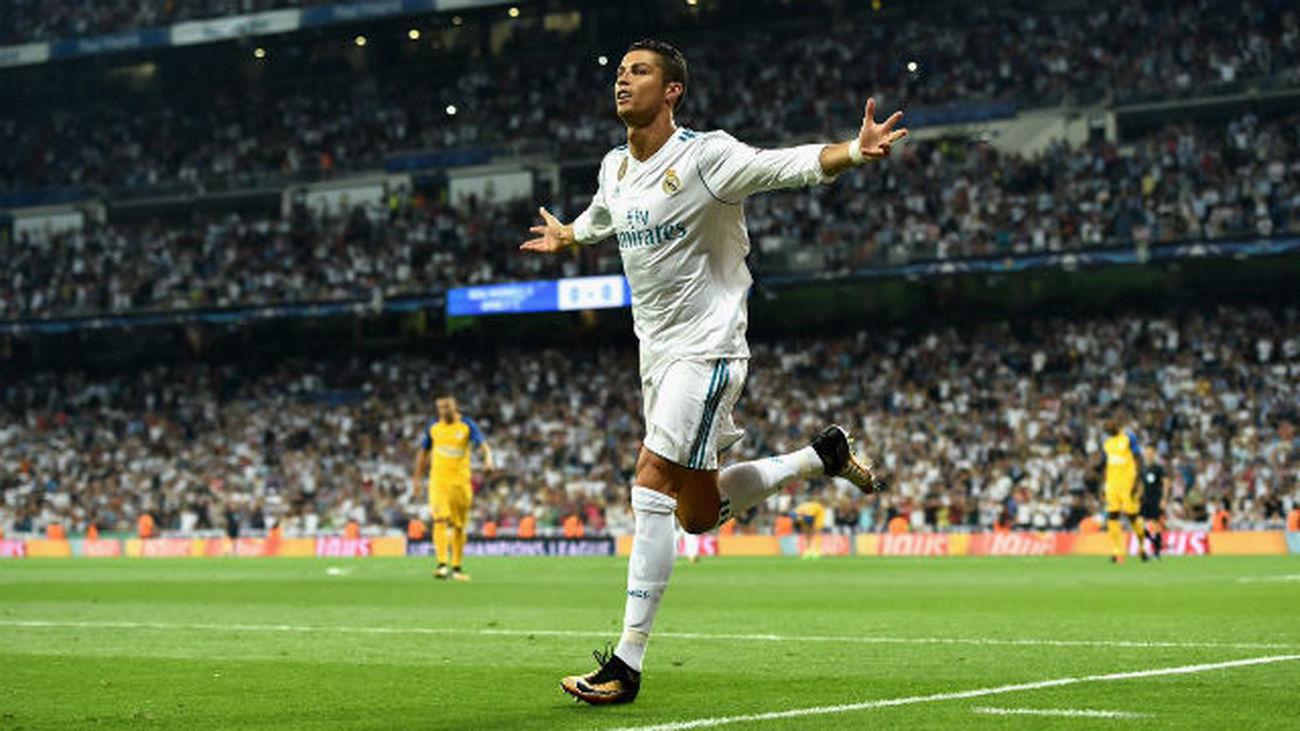 3 0 Volvió Cristiano Volvió El Gol