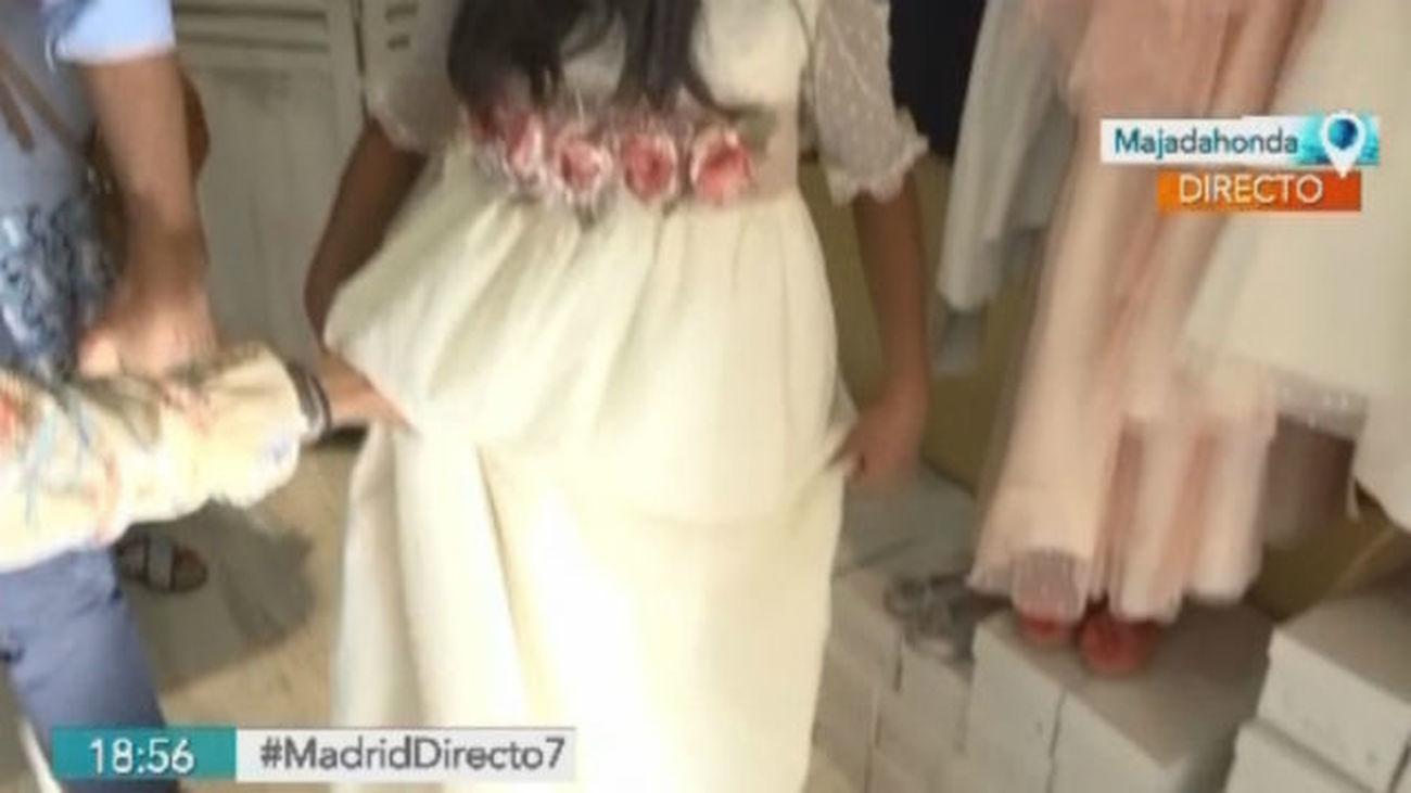 Tiendas vestidos comunion fuenlabrada