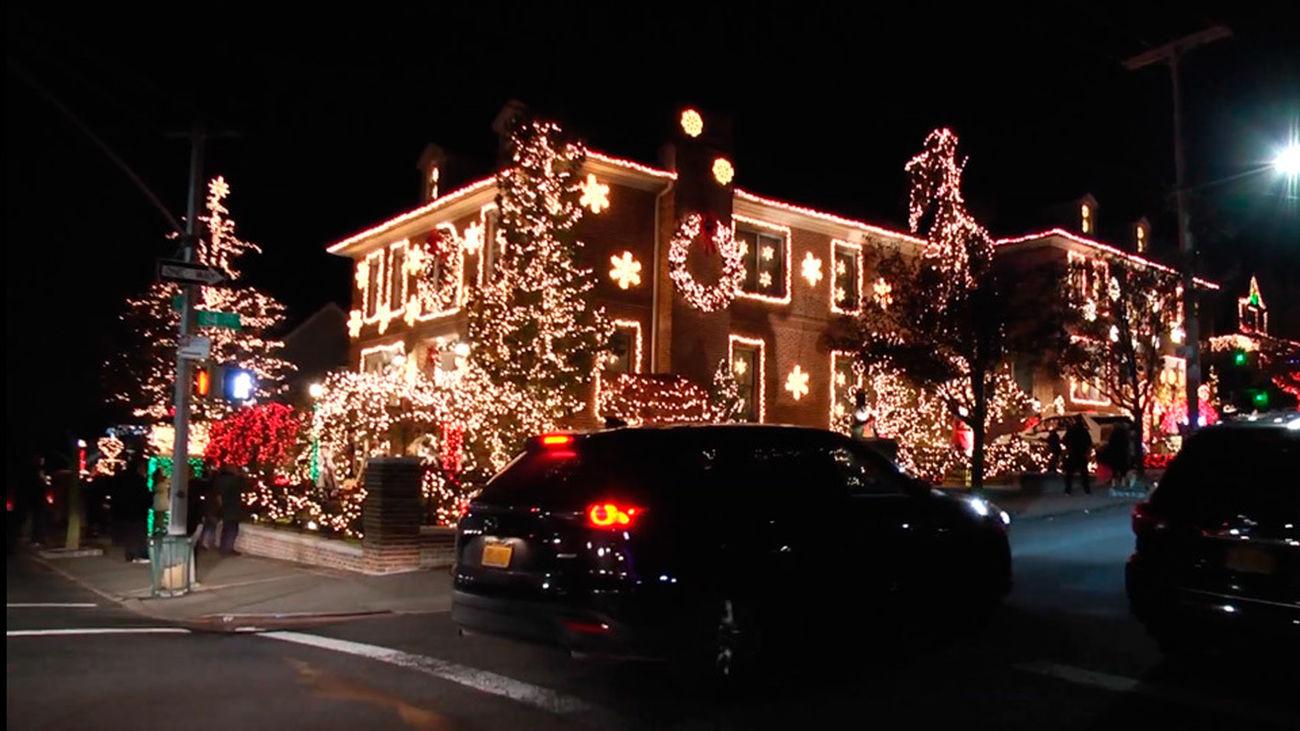 La decoración navideña de los barrios de Nueva York, ¿realidad o ...