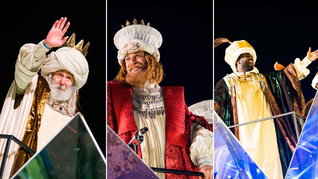 Ver Fotos De Los Reyes Magos De Oriente.Vive La Ilusion De La Cabalgata De Los Reyes Magos De Oriente