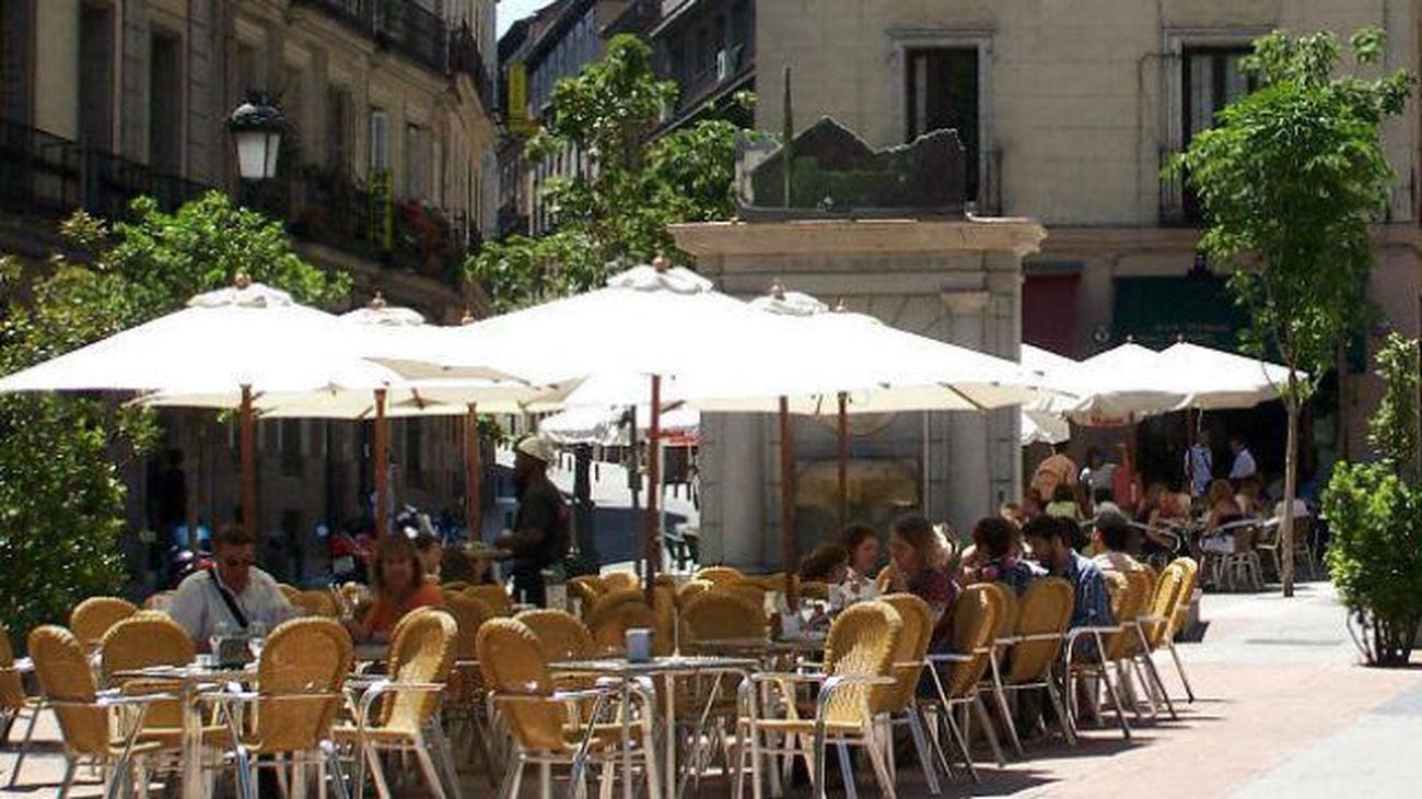 Madrid Prohíbe Las Falsas Terrazas En El Centro Y Fija Los