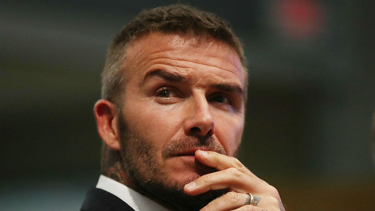 Resultado de imagen para David Beckham