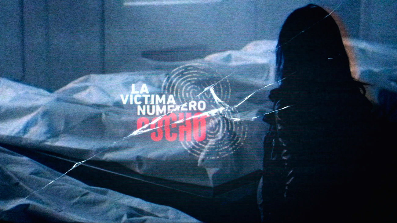 La victima numero 8 1x01 y 1x02 Espa&ntildeol Disponible