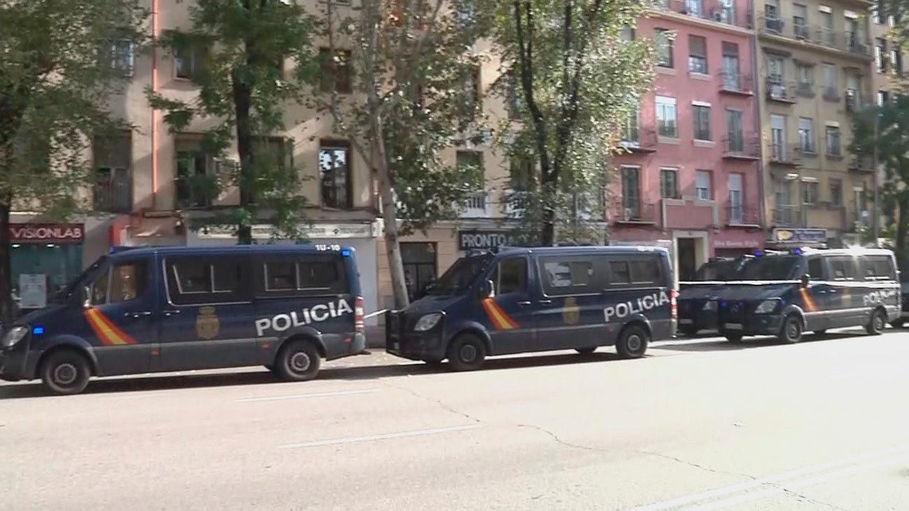 Cinco detenidos en una operaci n contra la explotaci n - Pisos para una persona madrid ...