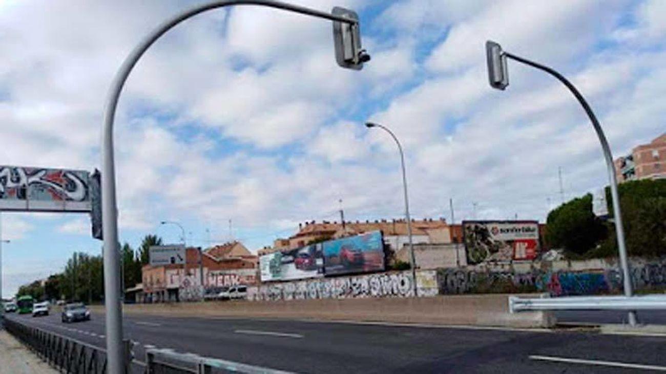 Los sem foros en la a 5 a su paso por madrid se instalar n a principios de 2019 - Oficina de extranjeria avenida de los poblados ...
