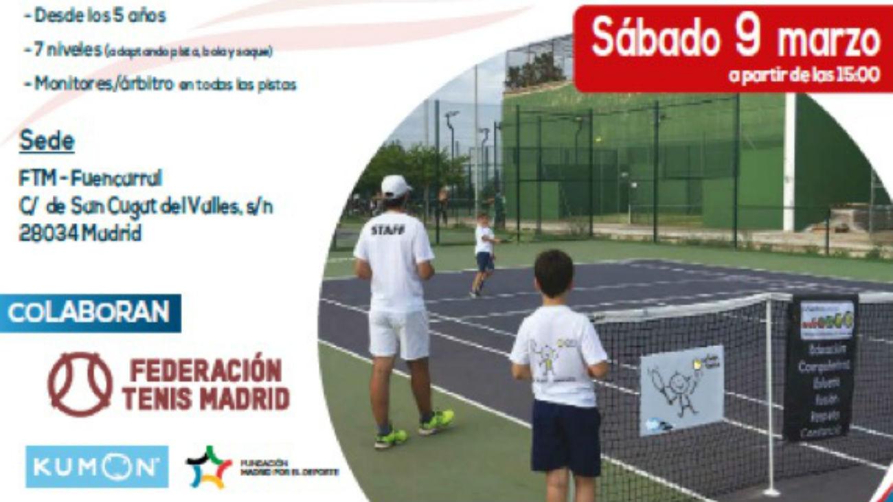 9f70cbe1774 Torneo de tenis de base  Creciendo en valores
