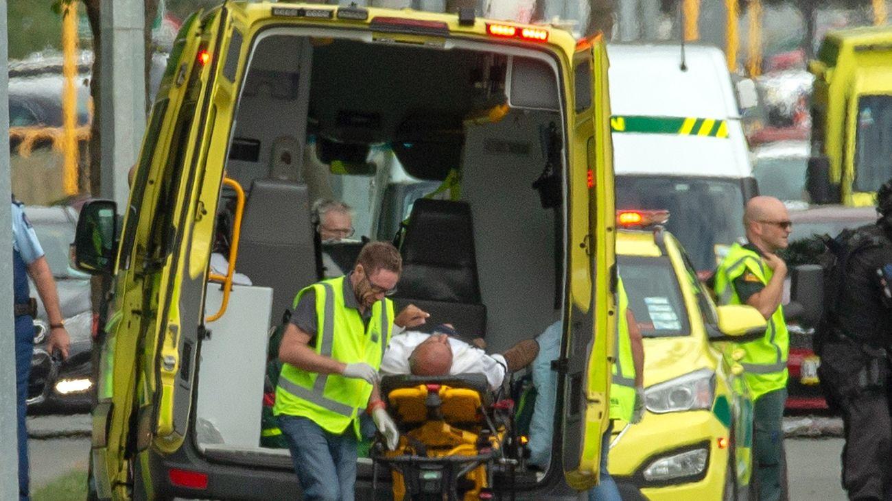 Decenas De Muertos En Un Ataque Contra Dos Mezquitas En