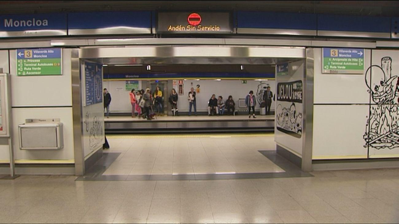Llegan Los Cuatro Dias De Huelga 24 Horas En El Metro De Madrid