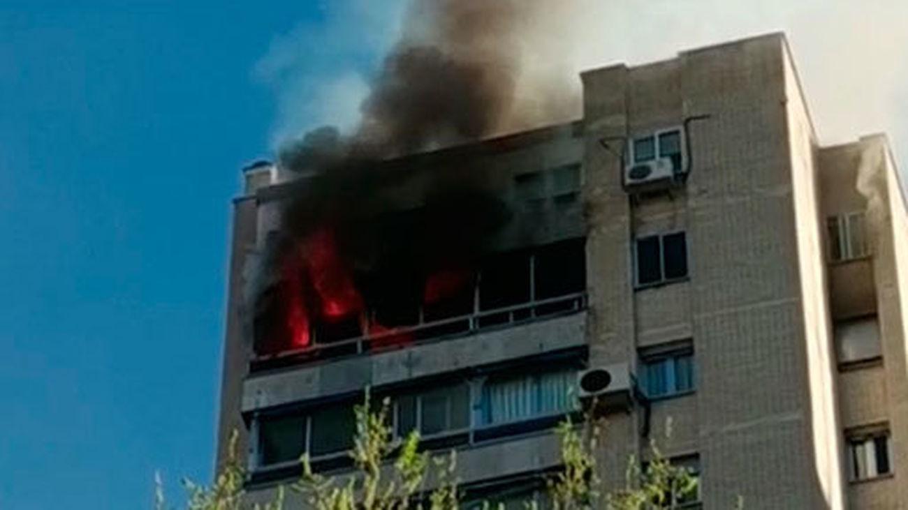 Los Vecinos Relatan Cómo Han Vivido El Incendio De Ciudad De