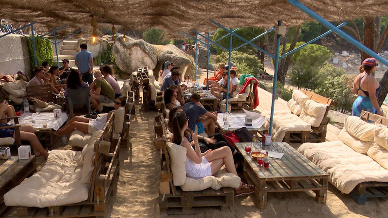 Una Pequeña Ibiza En El Pantano De San Juan