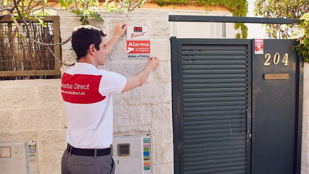 Oportunidad para trabajar como teleoperador en Securitas Direct