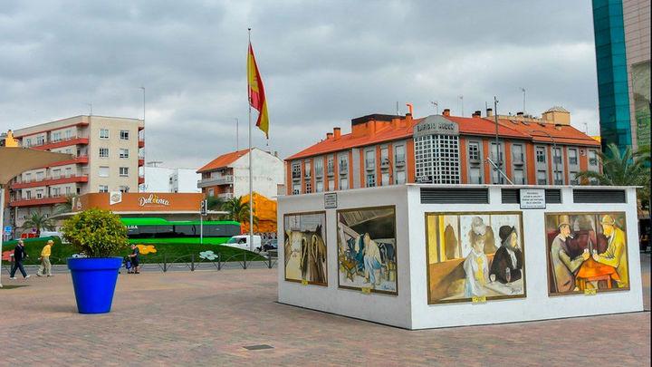 Torrejón de Ardoz 'se llena de color' con 50 murales de artistas locales