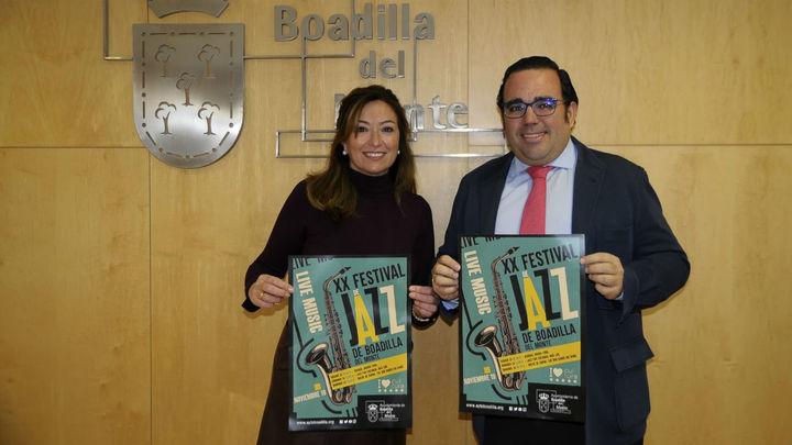 El XX Festival de Jazz llega a Boadilla el próximo fin de semana