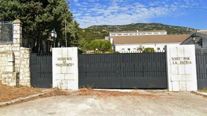 Aparece muerto un sargento en la Academia de Ingenieros de Hoyo de Manzanares