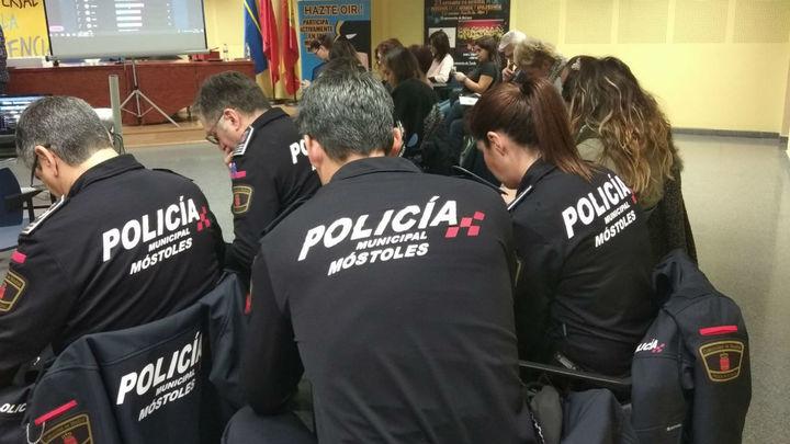 La Policía de Móstoles realiza más de 1.600 seguimientos a mujeres maltratadas