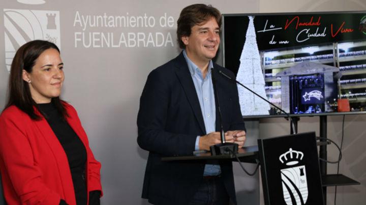 El alcalde de Fuenlabrada, molesto por no ser informado de cierre de Metrosur