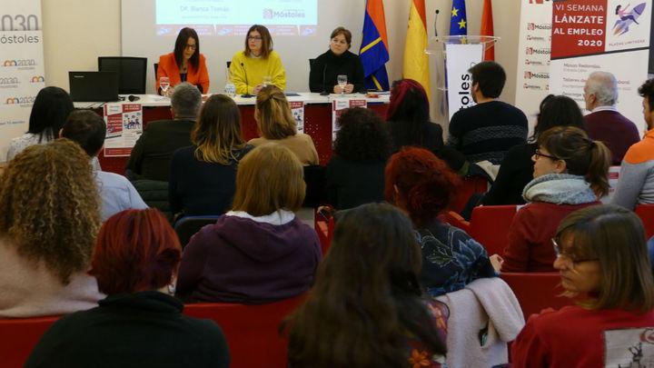 Arranca en Móstoles la 'VI Semana Lánzate al Empleo'