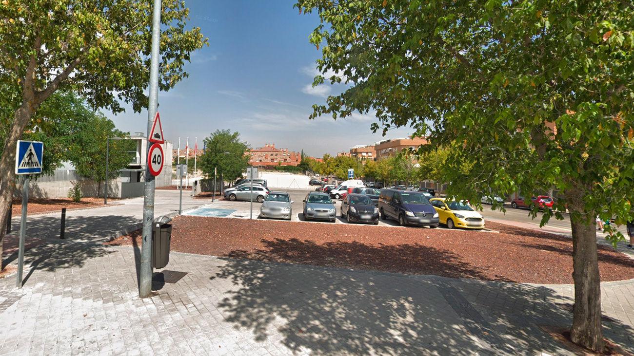 Calle Secundino Zuazo (Boadilla del Monte) - Google Maps