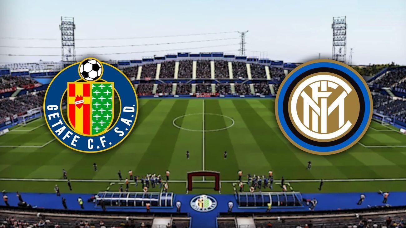 Inter-Getafe 2-0, le pagelle di CalcioWeb: Lukaku 30 e ...   Inter Getafe