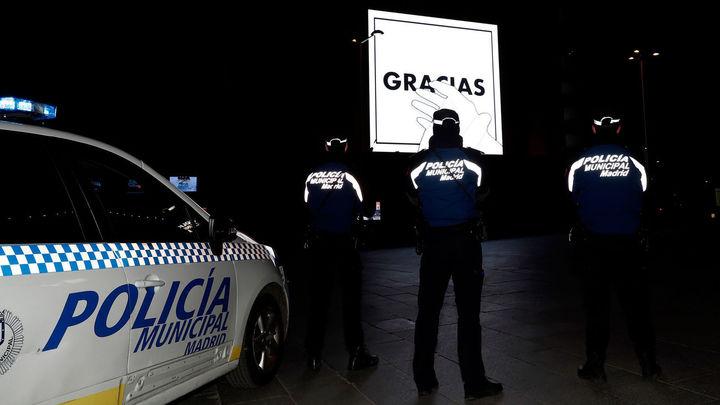 468 multas y un detenido en Madrid por infringir el sábado la alarma