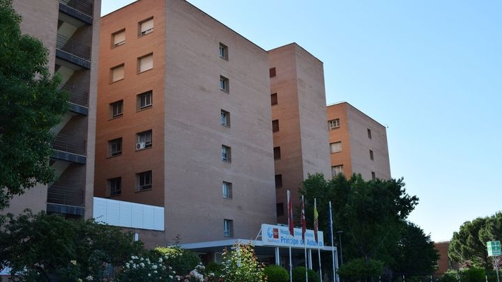 El personal del Hospital Príncipe de Asturias, el que más se infectó de coronavirus