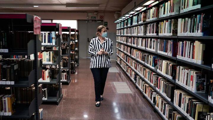 Las bibliotecas de la Comunidad de Madrid reabren al público con cita previa