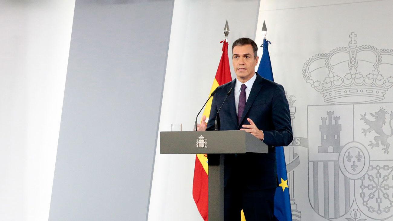 🔴 El Gobierno decreta un nuevo estado de alarma en España, con el objetivo de tener cobertura jurídica suficiente para endurecer las restricciones de movilidad